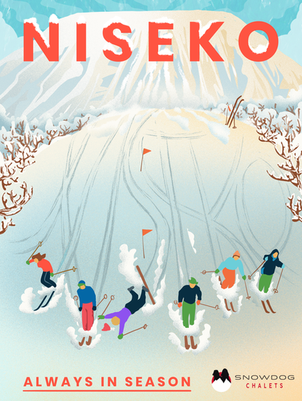 Niseko - always in season