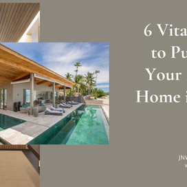 6 VITAL STEPS TO PURCHASE YOUR DREAM HOLIDAY HOME IN ASIA