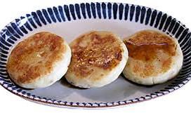 Gosho-imo (potatoes) that support life!