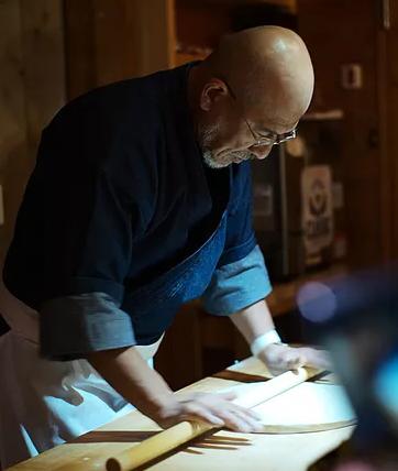 It also has one of Hokkaido's (and possibly Japan) best restaurants, Sobatei Raku Ichi run by soba master Tatsuru Rai and his charming wife Midori