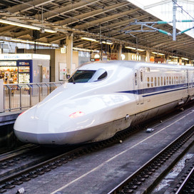 Japan's Bullet Train Links Niseko to Asia!