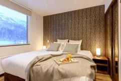 SnowDog Village-Niseko-Masterbedroom