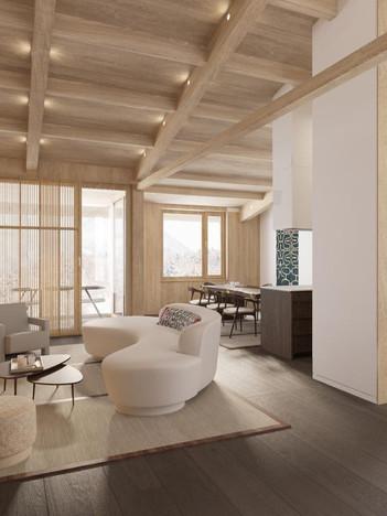 Raku Ichi Residences sitting room