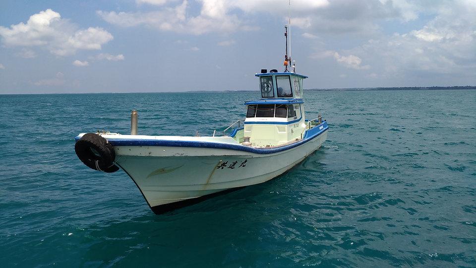 宮古島 体験釣り