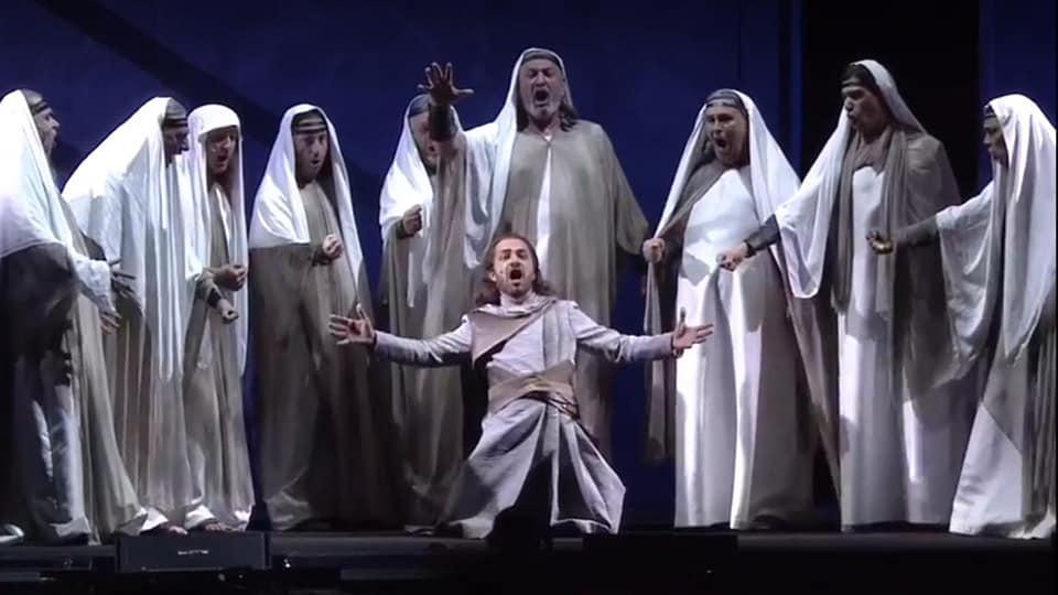 Ismaele Nabucco