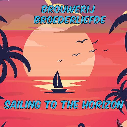 Sailing to the Horizon - Triple IPA - Broederliefde