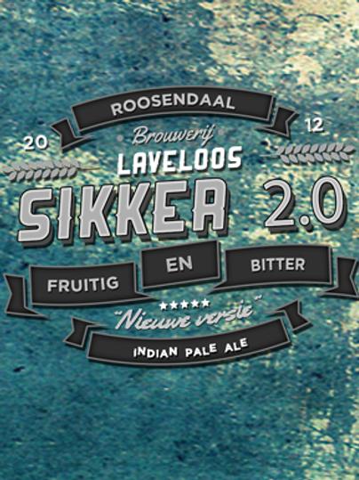 De Sikker V2.0 - IPA - Brouwerij Laveloos