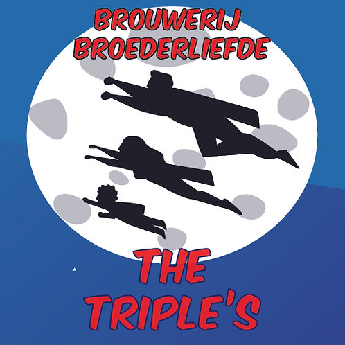The Triple's  - Tripel - Broederliefde