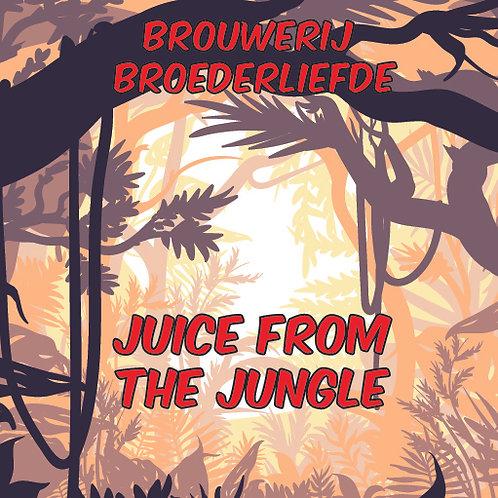 Juice from the Jungle - IPA - Broederliefde