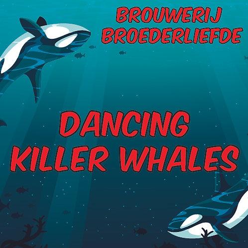Dancing Killer Whales - Double IPA - Broederliefde