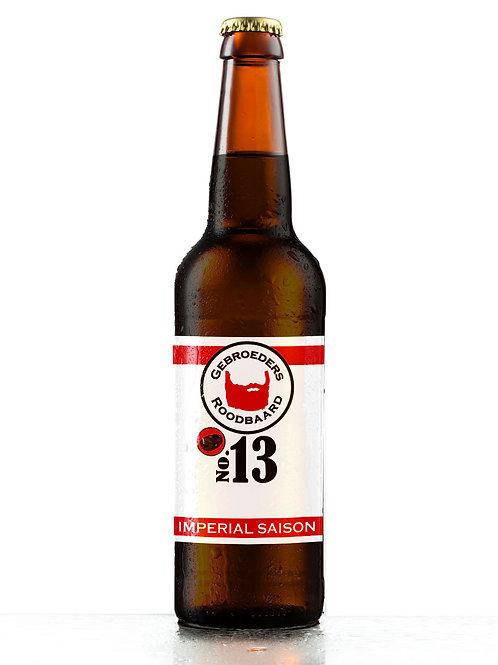 No.13 Barrel Aged Imperial Saison - Gebroeders Roodbaard