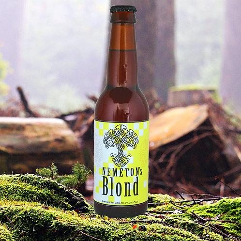 Nemeton's Blond - Belgisch blond
