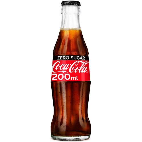 Coca Cola zero 0,20 ltr