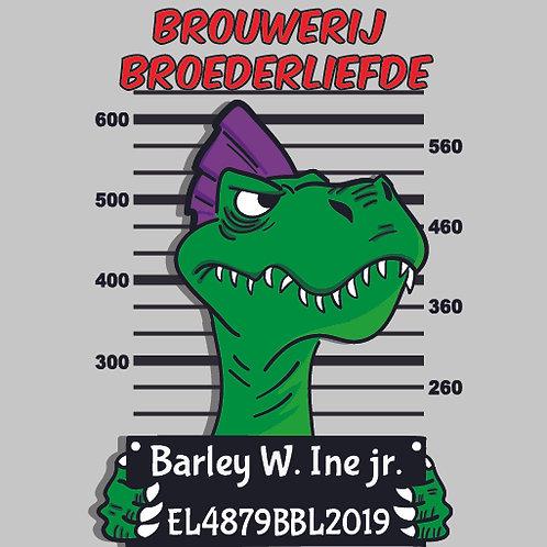 Barley W. Ine jr  - Barleywine - Broederliefde