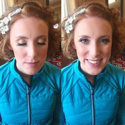 _dinairofficial Airbrush Foundation _maccosmetics Faux Lipstick _anastasiabeverlyhills 1