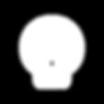 BodyPositive_logo_June2019_Skull - white