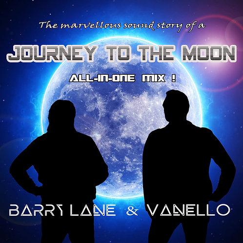 Barry Lane & Vanello - Journey To The Moon (CD).