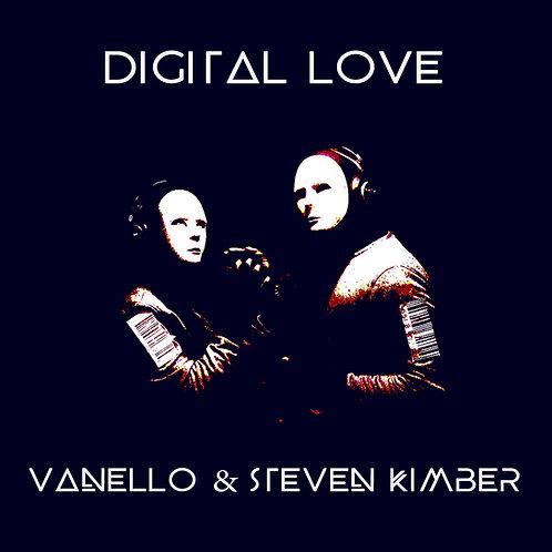 Vanello & Steven Kimber - Digital Love (CD).