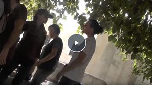 הורשעה פעילת השמאל שסטרה לתובע הצבאי במהלך משפט