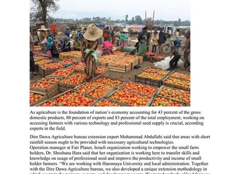 Improving small farm holders livelihood