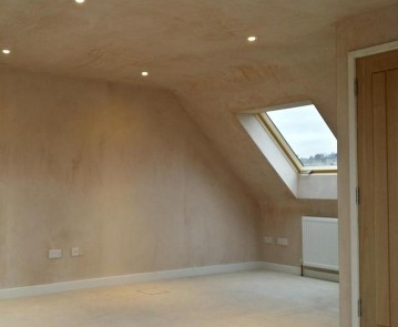 PLASTERING BY LEE CONSTRUCTION BUILDERS