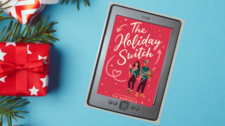 What I'm Reading: The Holiday Switch by Tif Marcelo