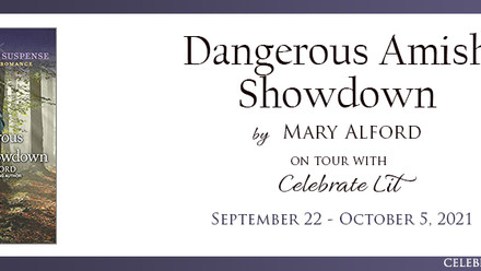 Dangerous Amish Showdown Blog Tour: Book Review and Giveaway!