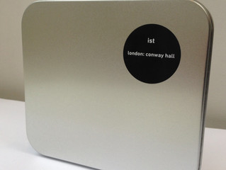 NEW RELEASE: IST - LONDON: CONWAY HALL (ccs 34)