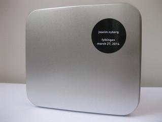NEW RELEASE : JOACIM NYBERG - FYLKINGEN, MARCH 27, 2014