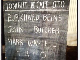 JOHN BUTCHER / BURKHARD BEINS / MARK WASTELL - MEMBRANE *COMING SOON*