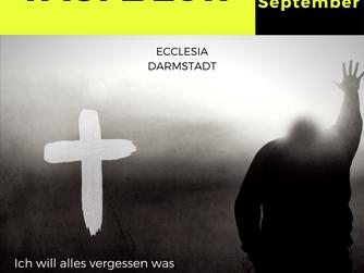 Taufe - Sonntag, 3. September 2017