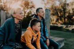 Family Sunset Shooting Darmstadt