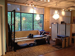 Rehab Reformer with Tower, Chair, Barrel, Spin Corrector