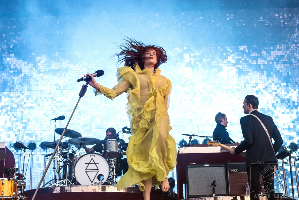 Florence and the Machine at Bottlerock