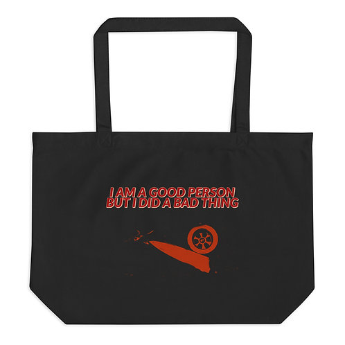 A(partment 8) Large organic tote bag