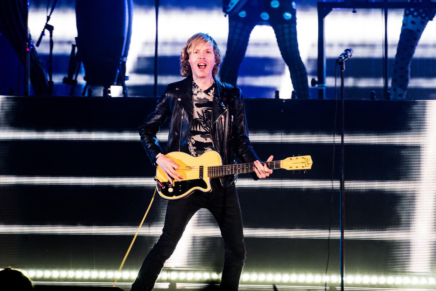Beck at the Hollywood Bowl