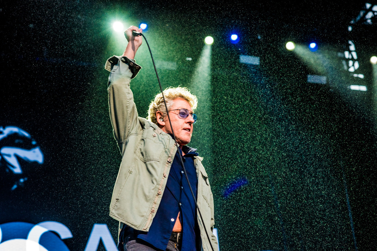 The Who at Outside Lands