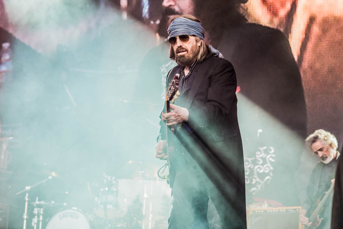 Tom Petty at Bottlerock Napa