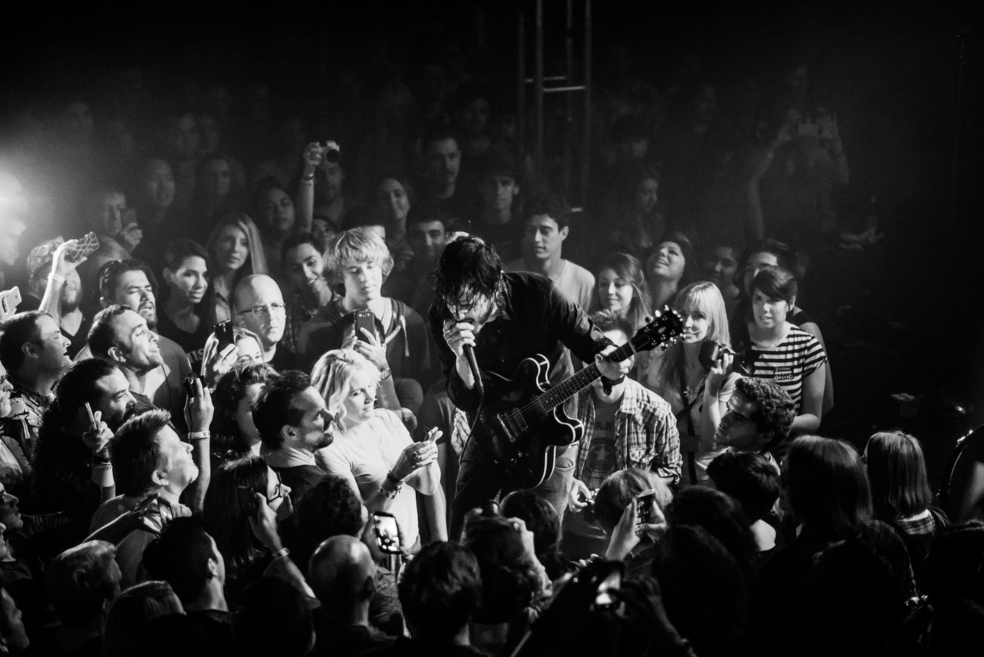 Reignwolf at the Troubadour