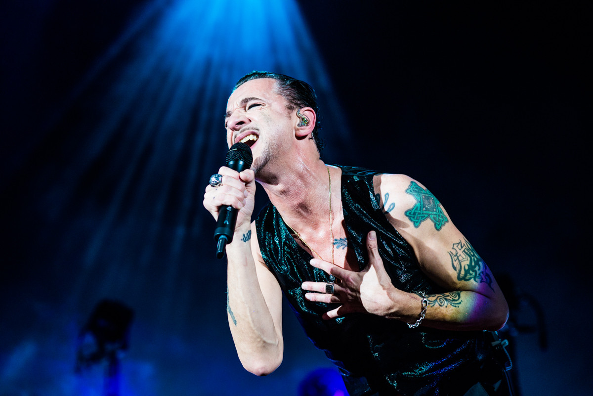 Depeche Mode at the Hollywood Bowl
