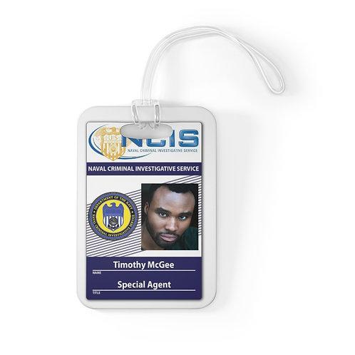 F(ord Focus) Jamal Fake NCIS ID Bag Tag