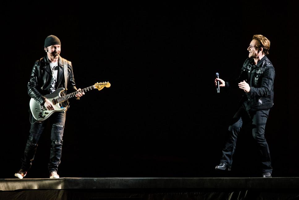 U2 at The Rose Bowl