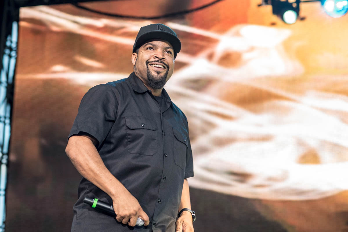 ICE Cube at Clusterfest