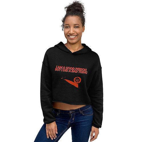 A(partment 8) Women's Crop Hoodie