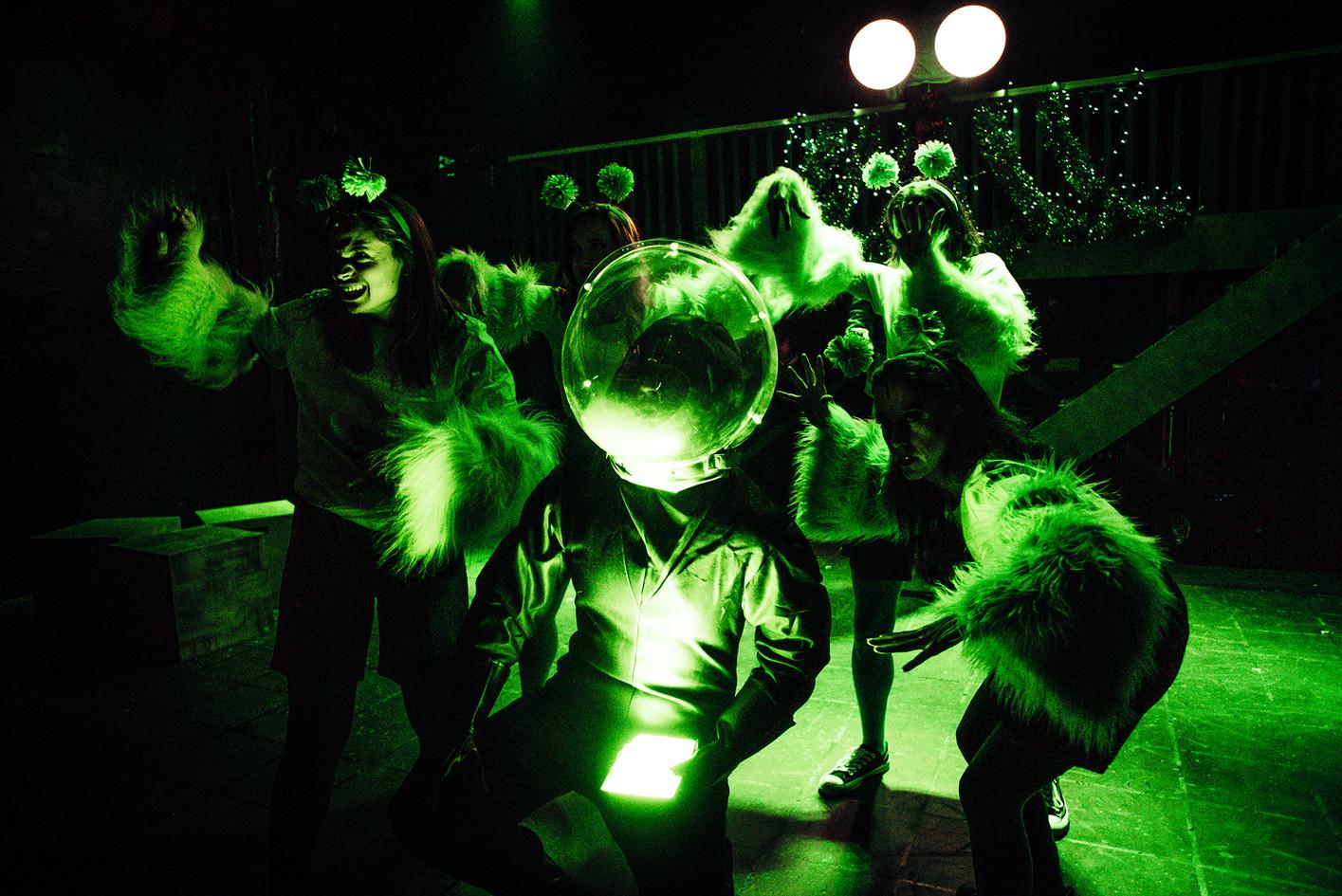 Team Starkid_Black Friday_Hudson Theatre