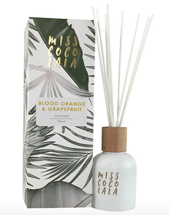 Diffuser - Blood Orange and Grapefruit