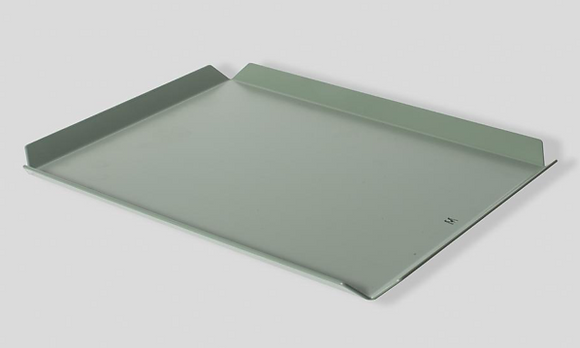 Fold Tray Small / Rivergum Green