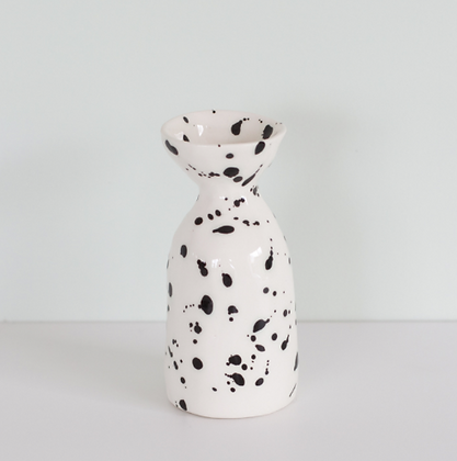 Small Splatter Vase