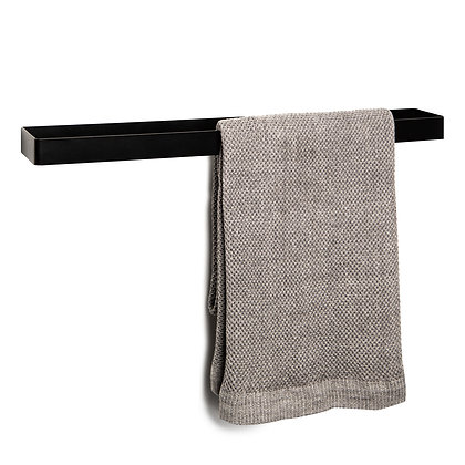 Fold Towel Holder Black