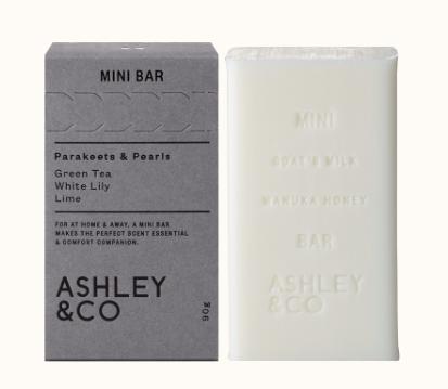 Mini Bar / Parakeets & Pearls